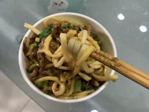 Hsinchu Beeff Noodle DN11