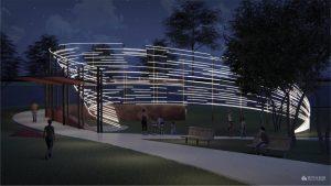 【2021新竹光臨藝術節】地點|在城市間五大花燈區